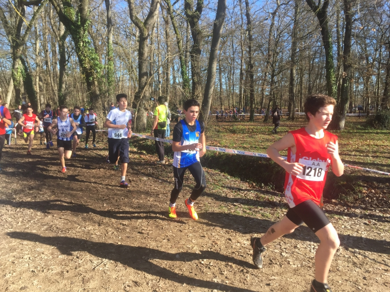 Photos Régionaux de Cross à Villeneuve sur lot