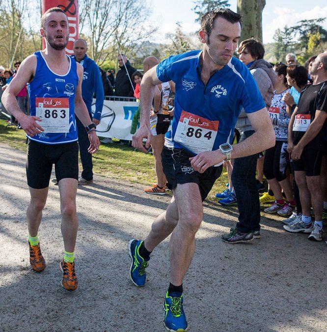 « L'EKIDEN apporte un esprit collectif à la course à pied  »
