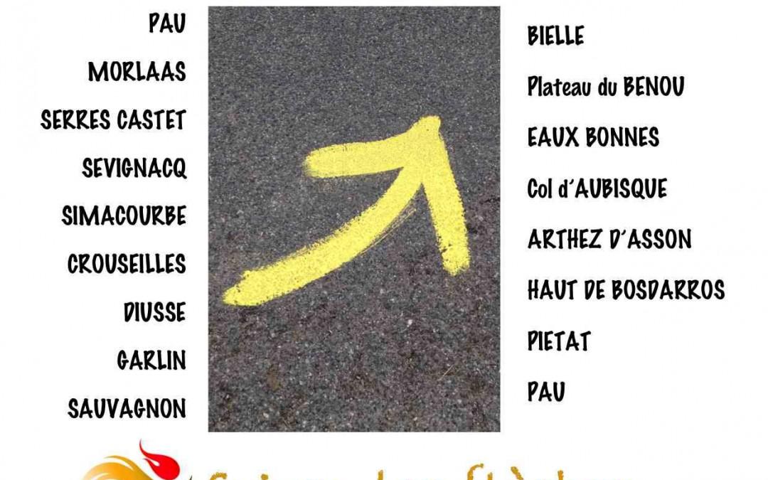 Urgent – inscriptions Tour du Béarn