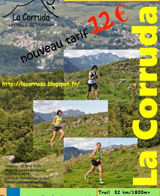 La Corruda – 27 Septembre – Lestelle Bétharram