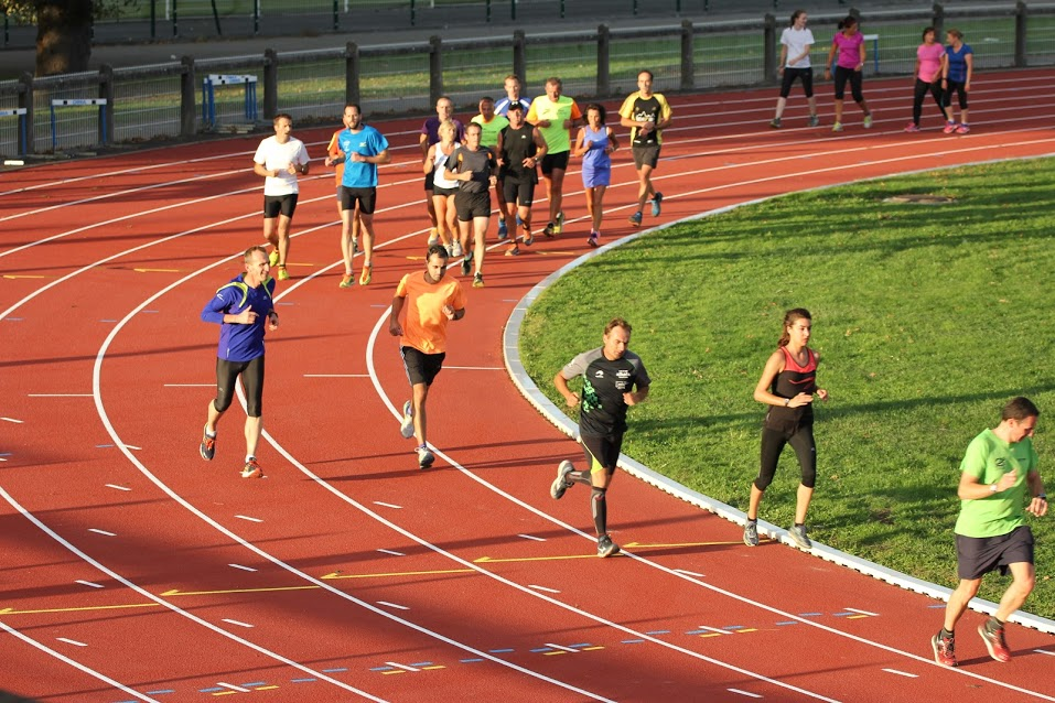 Photos piste mercredi 23 septembre