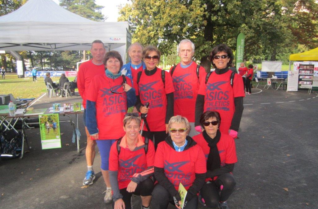 Photo journée de la forme – 10 octobre – Pau
