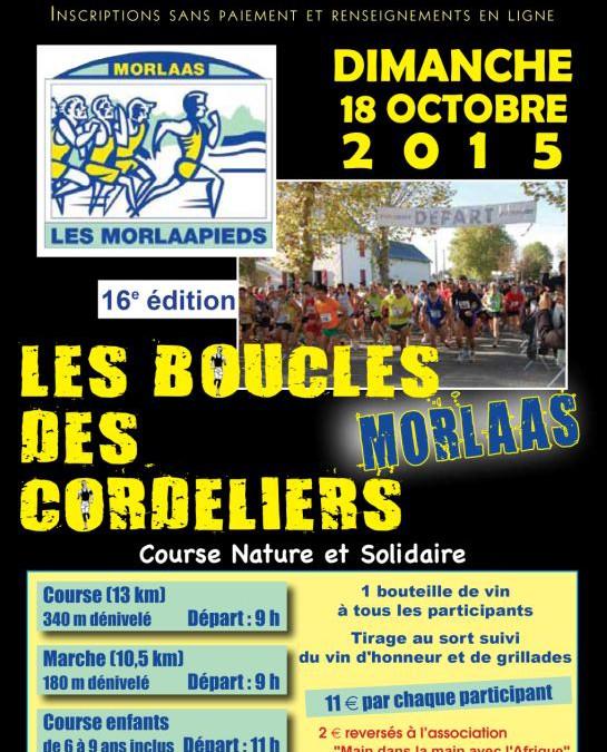 Les Boucles des Cordeliers – 18 octobre – Morlaàs