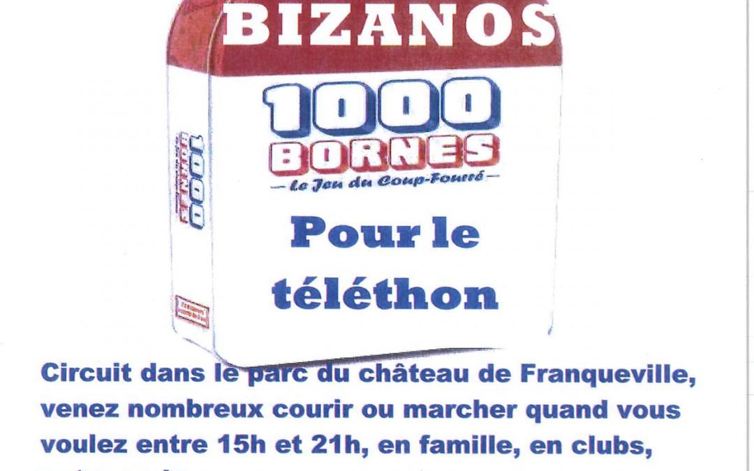 Téléthon – 4 décembre – Bizanos