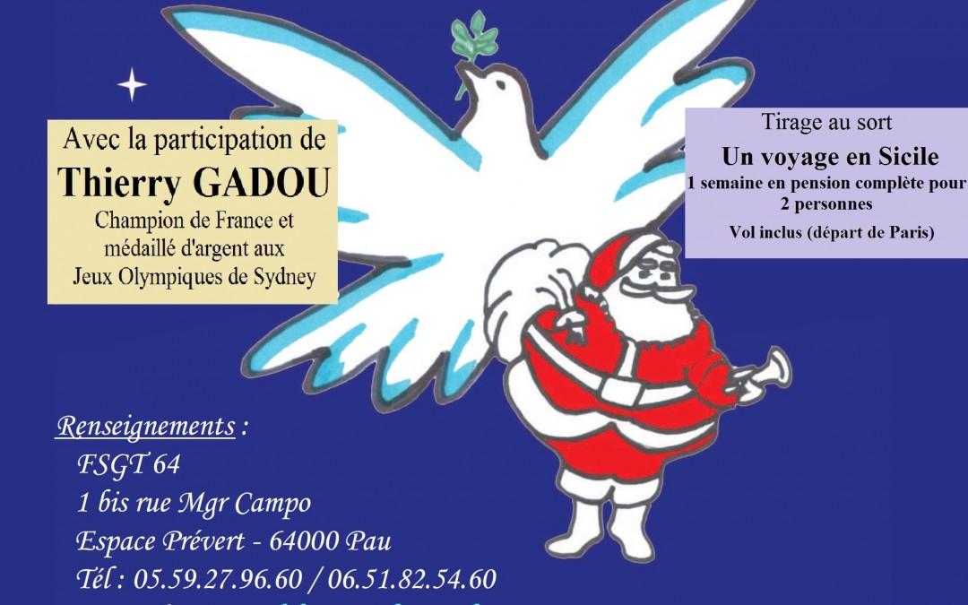 Les courses de la paix – 19 décembre – Pau
