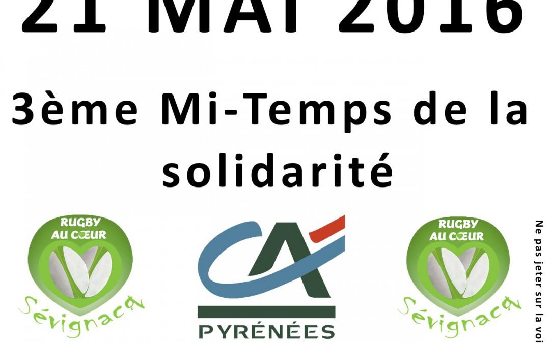 10 km de Sevignacq – 21 mai